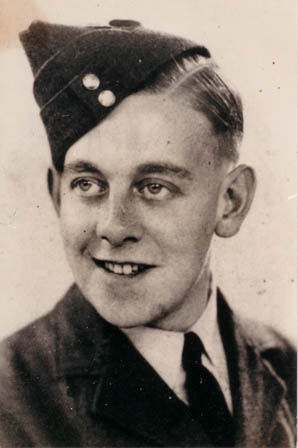 Flight Sergeant Alexander Rutherford Laing